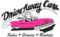 Drive Away Cars - Sales, Service, Rentals